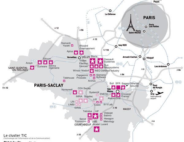 Paris-Saclay-TIC